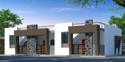 Gallery Cover Image of 1000 Sq.ft 2 BHK Independent House for buy in Rau for 3700000