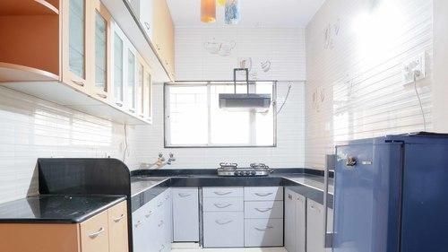 Kitchen Image of 21 H, Dwarkadheesh Residency in Pimple Saudagar