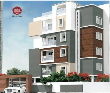 Gallery Cover Image of 1110 Sq.ft 2 BHK Apartment for buy in J P Nagar 8th Phase for 4995000