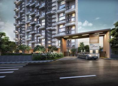 Gallery Cover Image of 1698 Sq.ft 3 BHK Apartment for buy in Merlin The Fourth, Salt Lake City for 14037366