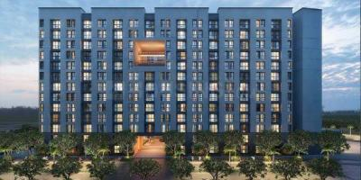 Gallery Cover Image of 435 Sq.ft 1 BHK Apartment for buy in Lodha Golden Sunrise, Antarli for 2999000