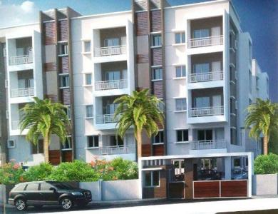Gallery Cover Image of 1400 Sq.ft 3 BHK Apartment for buy in Srishti Homes, Vimanapura for 7300000
