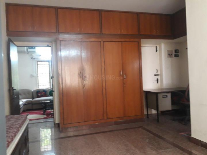 Bedroom Image of 1500 Sq.ft 3 BHK Apartment for rent in Kodambakkam for 40000