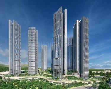Gallery Cover Image of 1034 Sq.ft 3 BHK Apartment for buy in Oberoi Sky City Tower E, Borivali East for 30800000