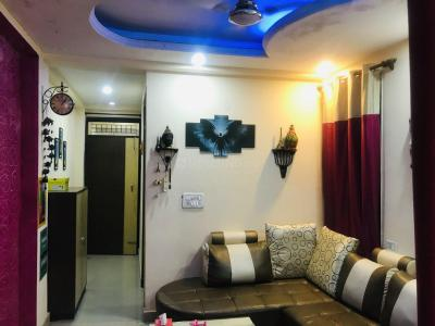 Gallery Cover Image of 675 Sq.ft 2 BHK Independent Floor for rent in Mahavir Enclave for 18000