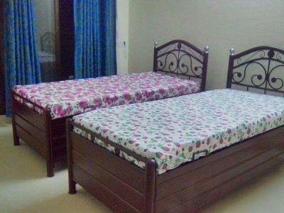 Bedroom Image of No Brokerage PG In Mumbai in Powai