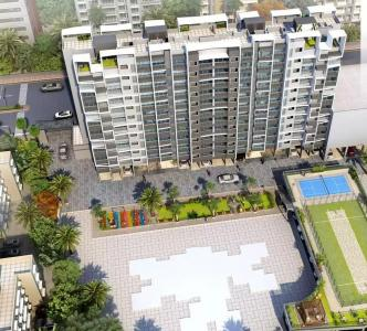 Gallery Cover Image of 950 Sq.ft 2 BHK Apartment for buy in Mira Road East for 9390640