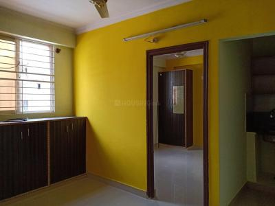 Gallery Cover Image of 450 Sq.ft 1 BHK Apartment for rent in BTM Layout for 10000