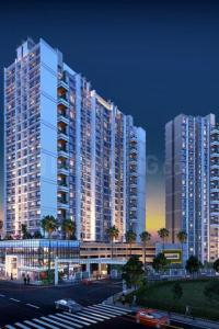 Gallery Cover Image of 714 Sq.ft 1 BHK Apartment for buy in Royal Pristo, Malad East for 7500000