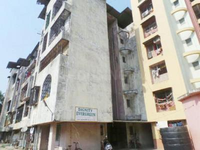 Gallery Cover Image of 280 Sq.ft 1 RK Apartment for buy in Dignity Evergreen CHS, Mira Road East for 3200000