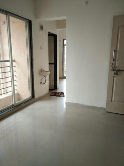 Living Room Image of 670 Sq.ft 1 BHK Apartment for rent in Ulwe for 8000