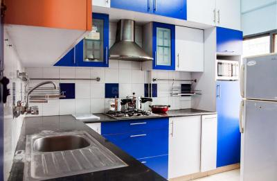 Kitchen Image of 303-canopy Apartments in Horamavu
