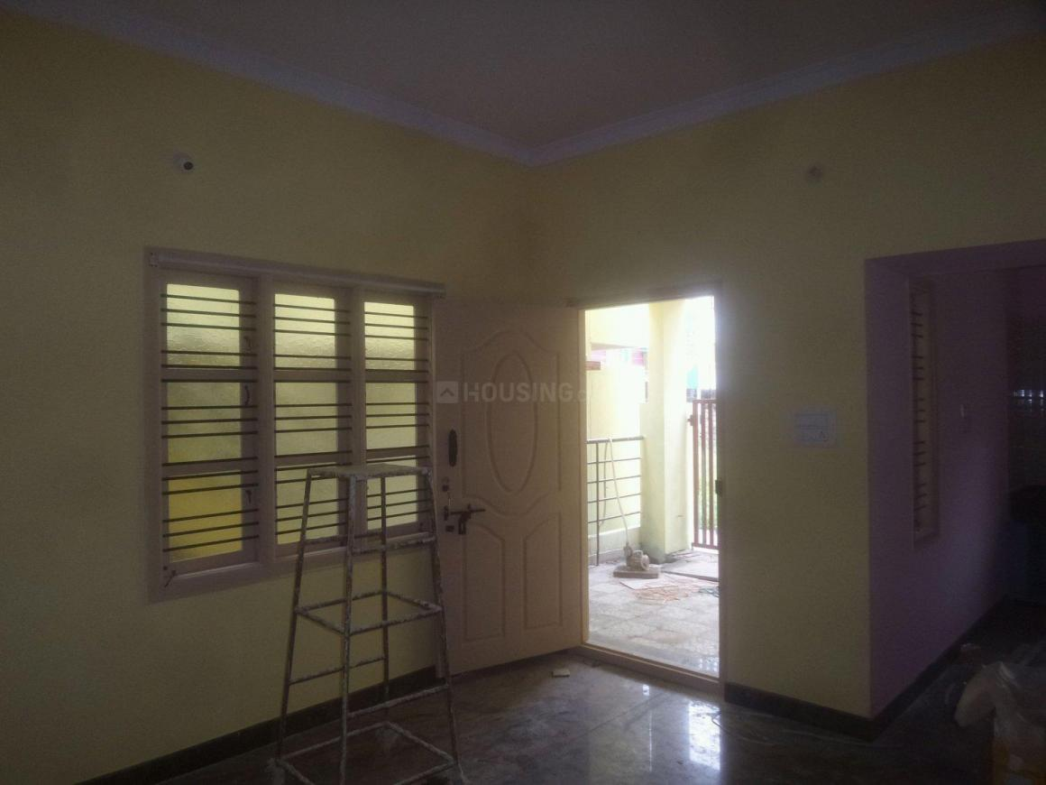 Living Room Image of 800 Sq.ft 2 BHK Apartment for rent in Jalahalli for 10000