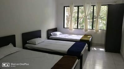 Bedroom Image of My Nest PG in Viman Nagar