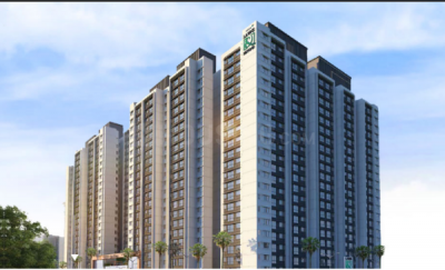 Gallery Cover Image of 890 Sq.ft 3 BHK Apartment for buy in Andheri East for 18000000