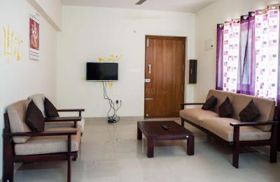 Living Room Image of PG 4642586 Ashok Nagar in Ashok Nagar