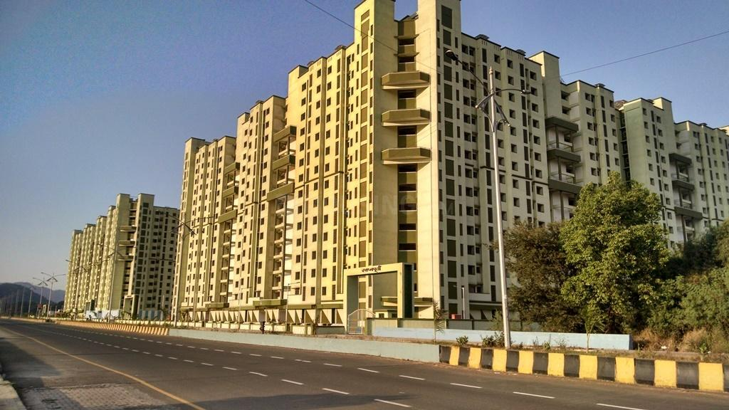 Building Image of 710 Sq.ft 1 BHK Apartment for rent in Kharghar for 12500