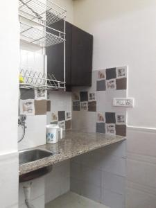 Kitchen Image of PG 3885310 Sant Nagar in Sant Nagar