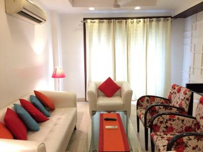 Gallery Cover Image of 2700 Sq.ft 3 BHK Independent Floor for rent in Saket for 150000