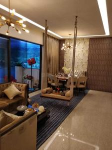 Gallery Cover Image of 600 Sq.ft 1 BHK Apartment for buy in India Space Smart City Dombivali, Dombivli East for 3690000