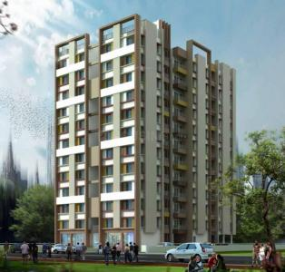 Gallery Cover Image of 929 Sq.ft 2 BHK Apartment for buy in Asian Habitat 64, Mourigram for 3019250
