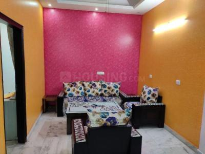 Gallery Cover Image of 1100 Sq.ft 3 BHK Independent Floor for buy in Sheikh Sarai for 6000000