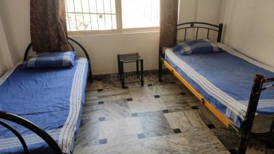 Bedroom Image of Just Move Inn in Shanti Nagar