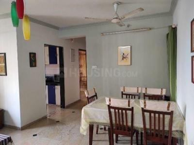 Gallery Cover Image of 650 Sq.ft 1 BHK Apartment for rent in Tulsidham Complex, Thane West for 16000