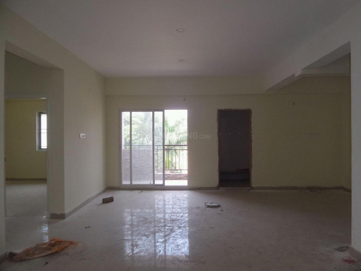 Living Room Image of 1280 Sq.ft 3 BHK Apartment for rent in Amrutahalli for 23000