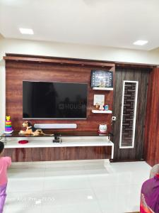 Gallery Cover Image of 750 Sq.ft 1 BHK Apartment for buy in Mangala Mayurs Nature Glory Phase 3, Kalwa for 7700000