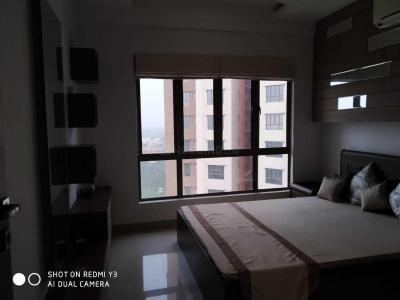 Gallery Cover Image of 1076 Sq.ft 3 BHK Apartment for rent in Mouma Apartment, Paschim Putiary for 35000