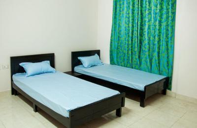 Bedroom Image of Vineyard Garden Apartment in Banaswadi