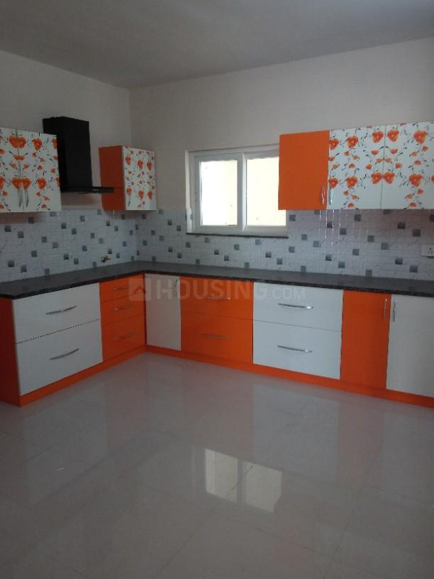 Kitchen Image of 1700 Sq.ft 3 BHK Apartment for rent in Ramachandra Puram for 25000