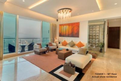 Gallery Cover Image of 2140 Sq.ft 3 BHK Apartment for buy in Thane West for 22000000