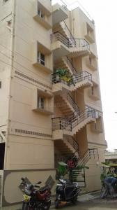 Gallery Cover Image of 550 Sq.ft 1 BHK Independent Floor for rent in Vijaya Nilaya, Medahalli for 7000