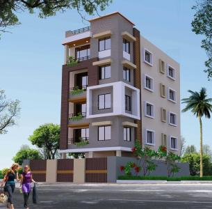 Gallery Cover Image of 1475 Sq.ft 3 BHK Apartment for buy in New Town for 6000000