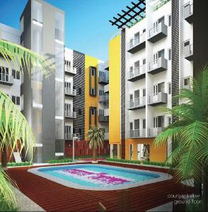 Gallery Cover Image of 938 Sq.ft 2 BHK Apartment for buy in Navin Septem, Adyar for 18215406