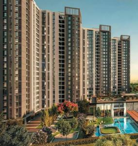 Gallery Cover Image of 1450 Sq.ft 3 BHK Apartment for buy in Godrej Urban Park, Powai for 27500000