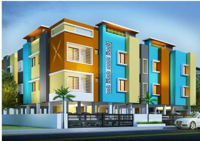 Gallery Cover Image of 805 Sq.ft 2 BHK Apartment for buy in Medavakkam for 4400000