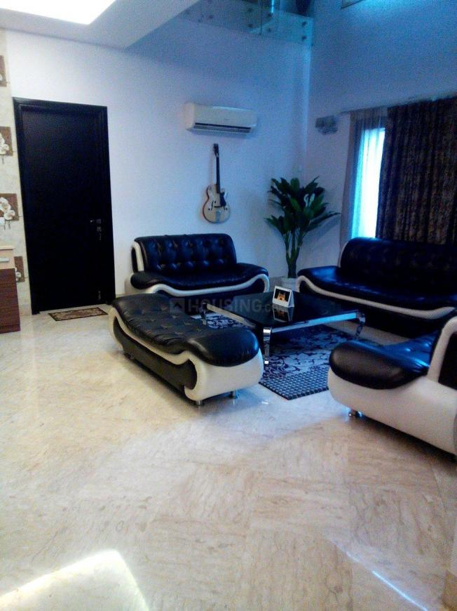 Living Room Image of 4500 Sq.ft 5 BHK Independent House for rent in RHO I for 50000