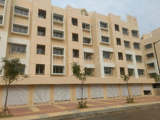 Building Image of 550 Sq.ft 1 BHK Independent House for rent in Haranwali for 5000