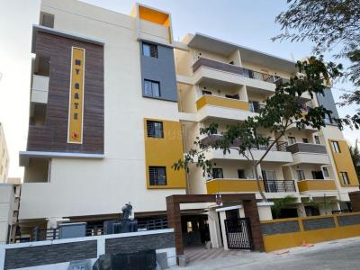 Gallery Cover Image of 1240 Sq.ft 2 BHK Apartment for buy in Mitraa My Gate, Hennur for 6265000