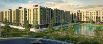 Gallery Cover Image of 932 Sq.ft 3 BHK Apartment for buy in Vinayak Golden Acres, Konnagar for 2376600