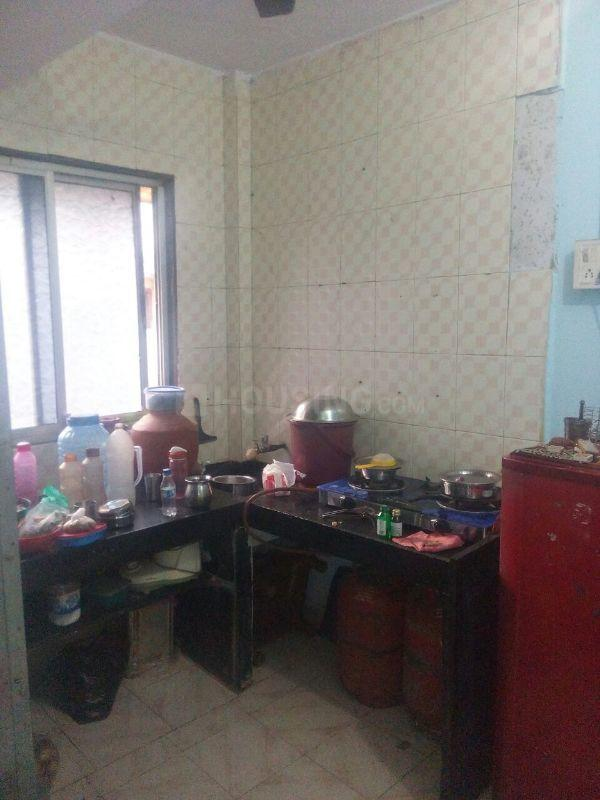 Kitchen Image of 540 Sq.ft 1 BHK Apartment for rent in Badlapur West for 4000