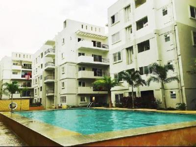 Gallery Cover Image of 1040 Sq.ft 2 BHK Apartment for buy in Trifecta Esplanade, Krishnarajapura for 4700000