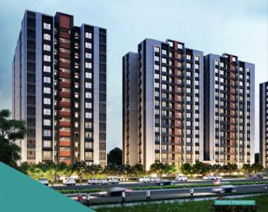 Gallery Cover Image of 1480 Sq.ft 3 BHK Apartment for buy in Adani Amogha, Vaishno Devi Circle for 6533000