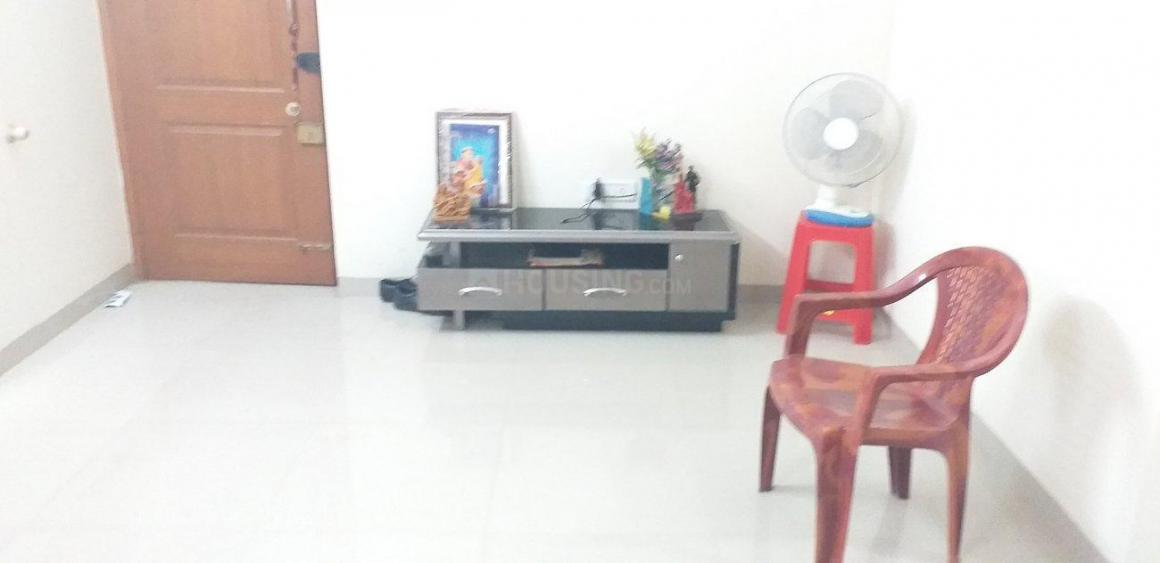 Living Room Image of 1300 Sq.ft 3 BHK Apartment for rent in Velachery for 18000
