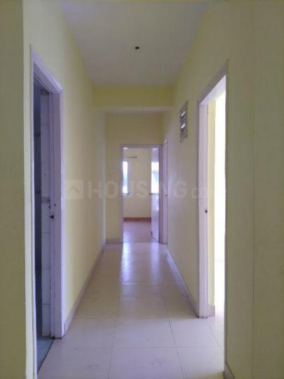 Passage Image of 1150 Sq.ft 3 BHK Apartment for rent in Space Clubtown Residency, Ariadaha for 20000