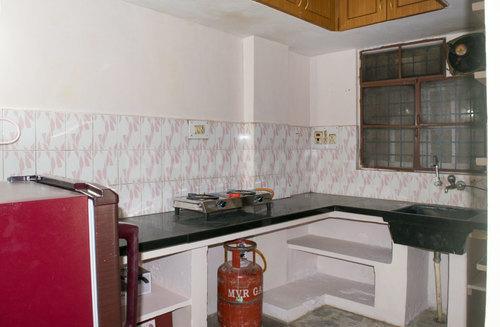 Kitchen Image of 001 Krishna Villa Apartment in 5th Phase
