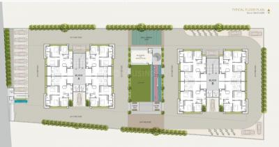 Gallery Cover Image of 1665 Sq.ft 3 BHK Apartment for buy in Zundal for 5200000